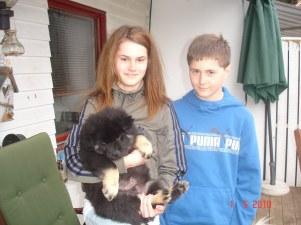 Familjebild Alfons