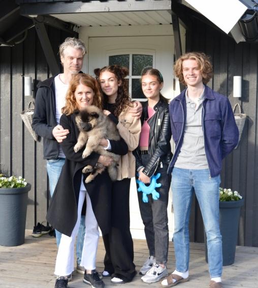 Tom Hardy & familjen Hildebrand