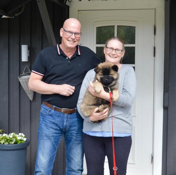 Ty Pennington & familjen Skoglund