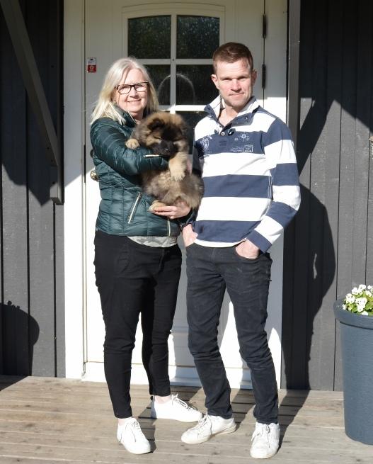 Tom Hanks & familjen Åhlin/Olofsson